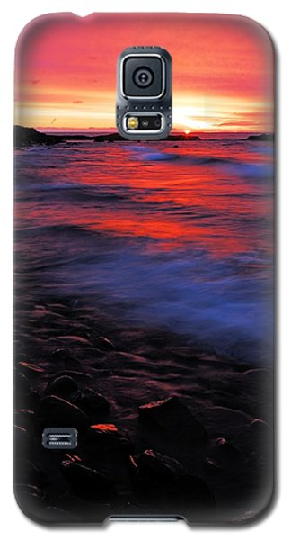 Superior Sunrise Galaxy S5 Case