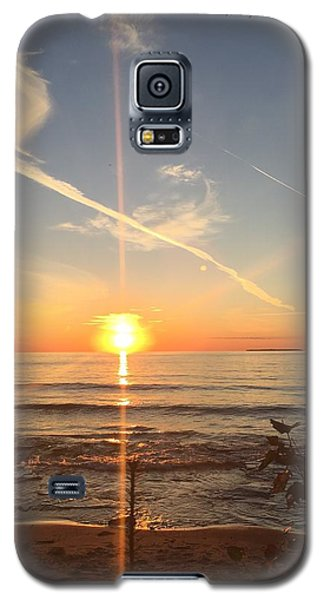 Superior Sunset Galaxy S5 Case by Paula Brown