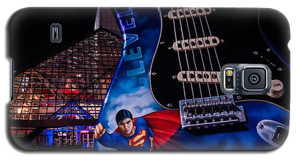 Superman Rocks Galaxy S5 Case