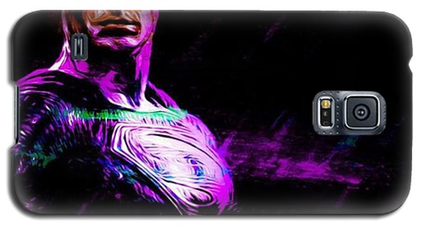 Superhero Galaxy S5 Case - #superman #supermanisback by David Haskett II