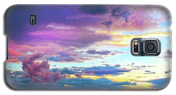 Supernatural Sky - Colorado Galaxy S5 Case