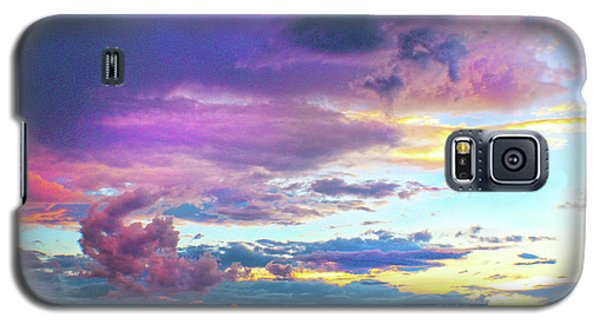 Supernatural Sky - Colorado Galaxy S5 Case