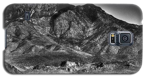Four Peaks From Lost Dutchman State Park Galaxy S5 Case