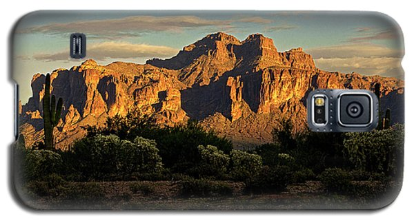 Superstitions At Sunset  Galaxy S5 Case
