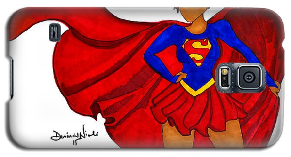 Superwoman I Am  Galaxy S5 Case by Diamin Nicole