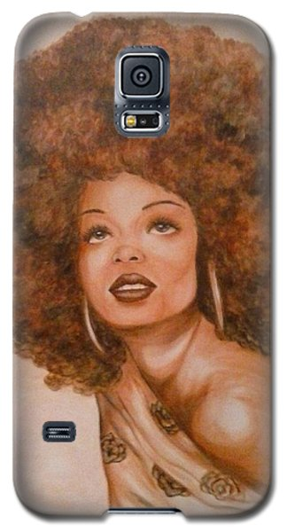 Miss Diana  Galaxy S5 Case by Jenny Pickens