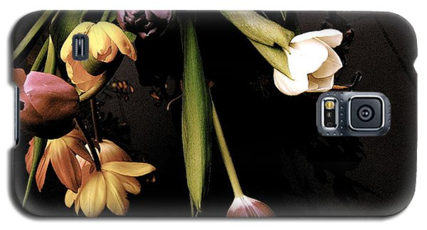 Galaxy S5 Case featuring the photograph Sur Un Air Du Xviiie Siecle by Danica Radman