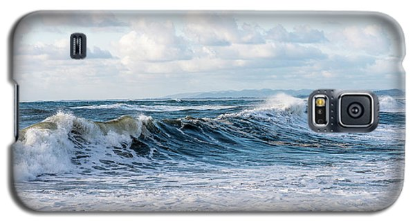 Surf And Sky Galaxy S5 Case