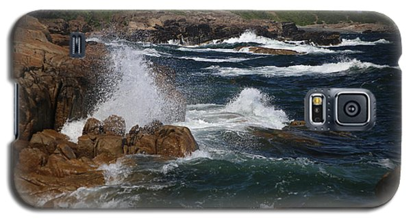 Surf At Biddeford Pool Galaxy S5 Case