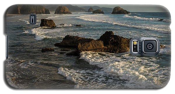 Surf At Crescent Beach Galaxy S5 Case