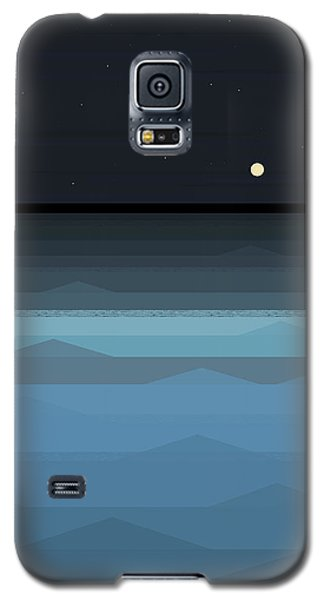 Surf At Night Galaxy S5 Case