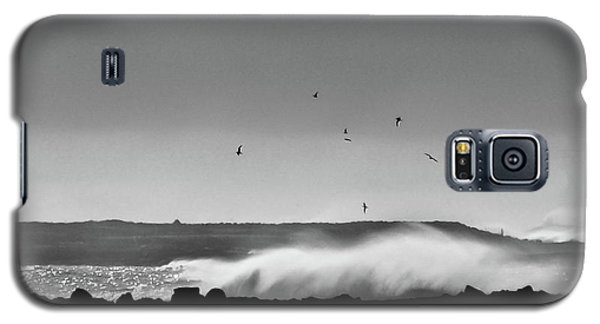 Surf Birds Galaxy S5 Case