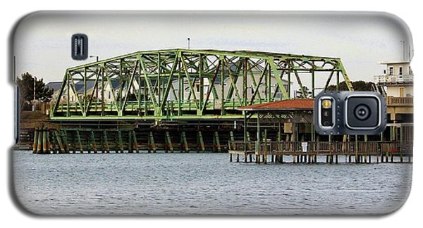 Surf City Swing Bridge Galaxy S5 Case