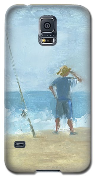 Surf Fishing Galaxy S5 Case