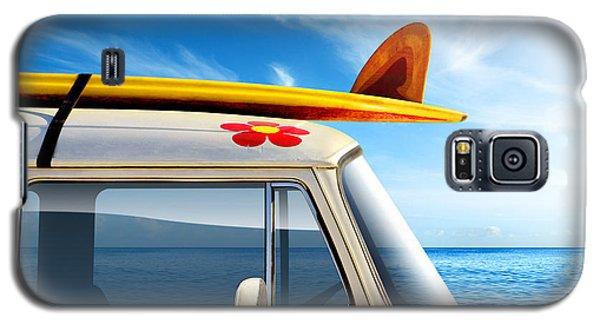 Surf Van Galaxy S5 Case by Carlos Caetano