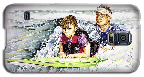 Surfers Healing Galaxy S5 Case