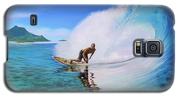 Surfing Dan Galaxy S5 Case