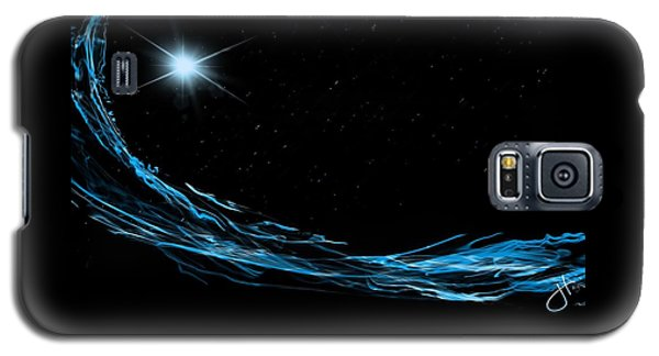 Surfing The Stars Galaxy S5 Case