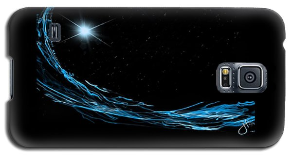 Surfing The Stars Galaxy S5 Case