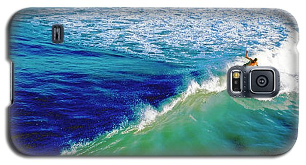 Surfs Up Daytona Beach Galaxy S5 Case