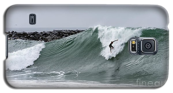 Surf's Up Galaxy S5 Case by Eddie Yerkish