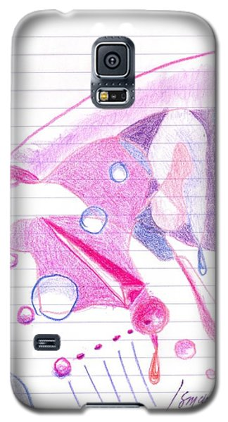 Surgeries 2008 - Abstract Galaxy S5 Case by Rod Ismay