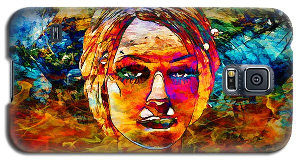 Galaxy S5 Case featuring the photograph Surreal Dream - Chuck Staley by Chuck Staley