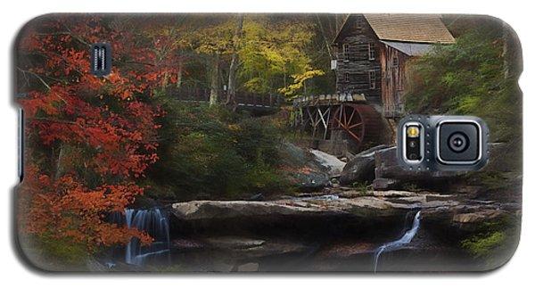 Surreal Glade Creek Galaxy S5 Case
