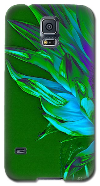 Surreal Sunflower  Galaxy S5 Case
