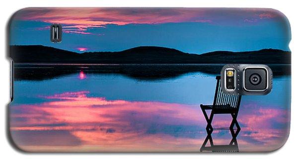 Surreal Sunset Galaxy S5 Case by Gert Lavsen