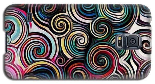 Surreal Swirl  Galaxy S5 Case