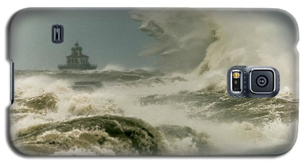 Galaxy S5 Case featuring the photograph Surrender by Everet Regal