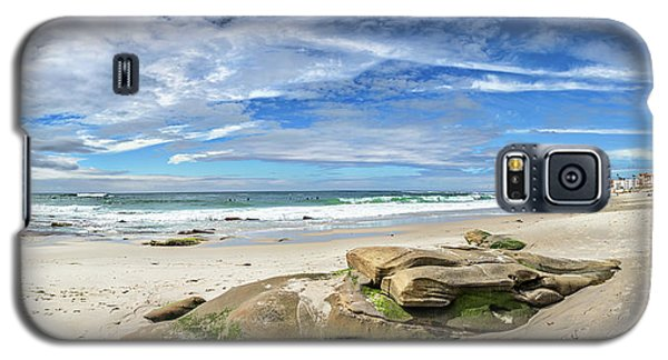 Galaxy S5 Case featuring the photograph Surrounded By Beauty by Peter Tellone