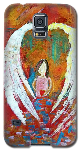 Surrounded By Love Galaxy S5 Case