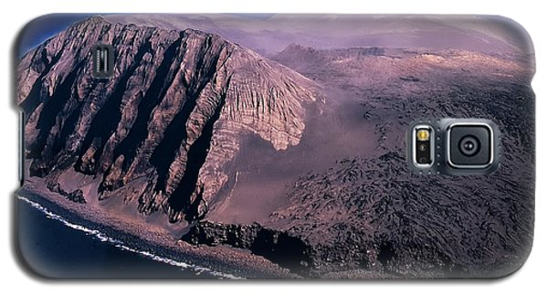 Surtsey In Iceland Galaxy S5 Case