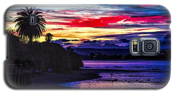 Suset Beach Galaxy S5 Case