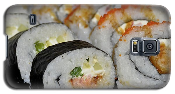 Sushi Rolls From Home Galaxy S5 Case