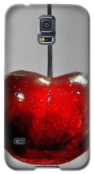 Suspended Cherry Galaxy S5 Case
