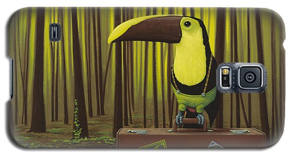 Suspenders Galaxy S5 Case by Jasper Oostland