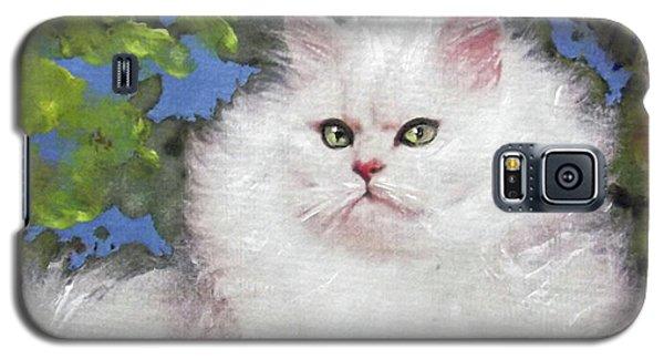 Suspicious Princess Galaxy S5 Case