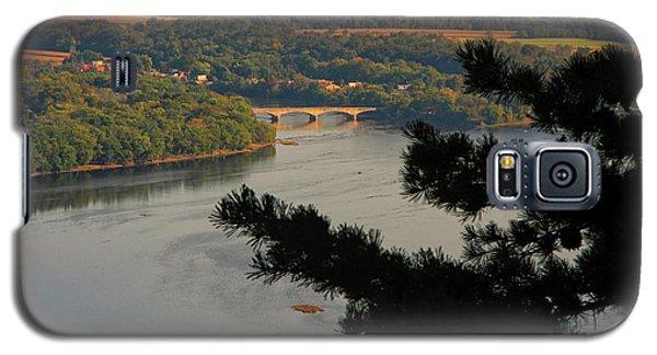 Susquehanna River Below Galaxy S5 Case
