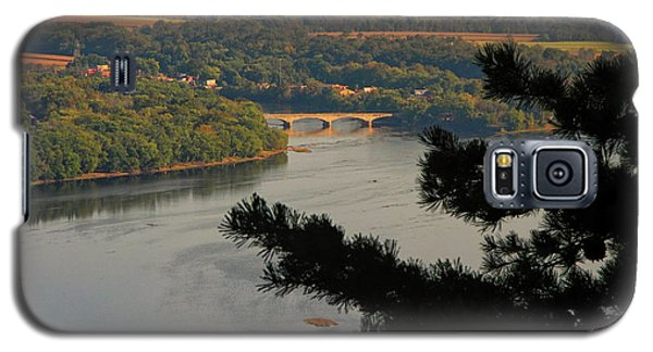 Susquehanna River Below Galaxy S5 Case