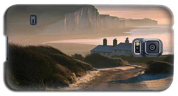 Sussex Coast Guard Cottages Galaxy S5 Case