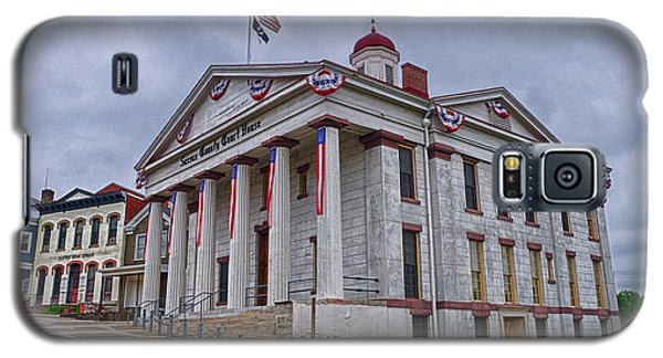 Sussex County Courthouse Galaxy S5 Case by Mark Miller