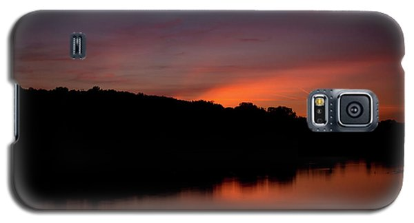 Suwannee Sundown Galaxy S5 Case