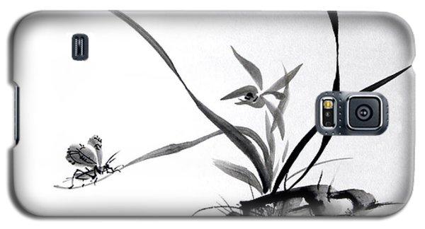 Suzumushi/ Sounds Of Fall Galaxy S5 Case