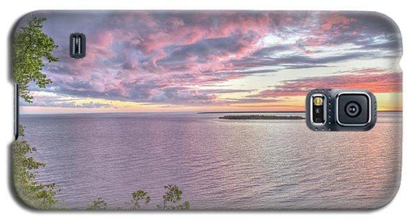 Sven's Bluff Sunset Galaxy S5 Case