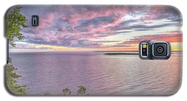 Sven's Bluff Sunset Galaxy S5 Case