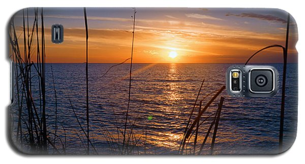 Sw Florida Sunset Galaxy S5 Case