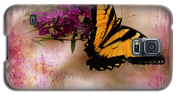 Swallow Tail Full Of Beauty Galaxy S5 Case